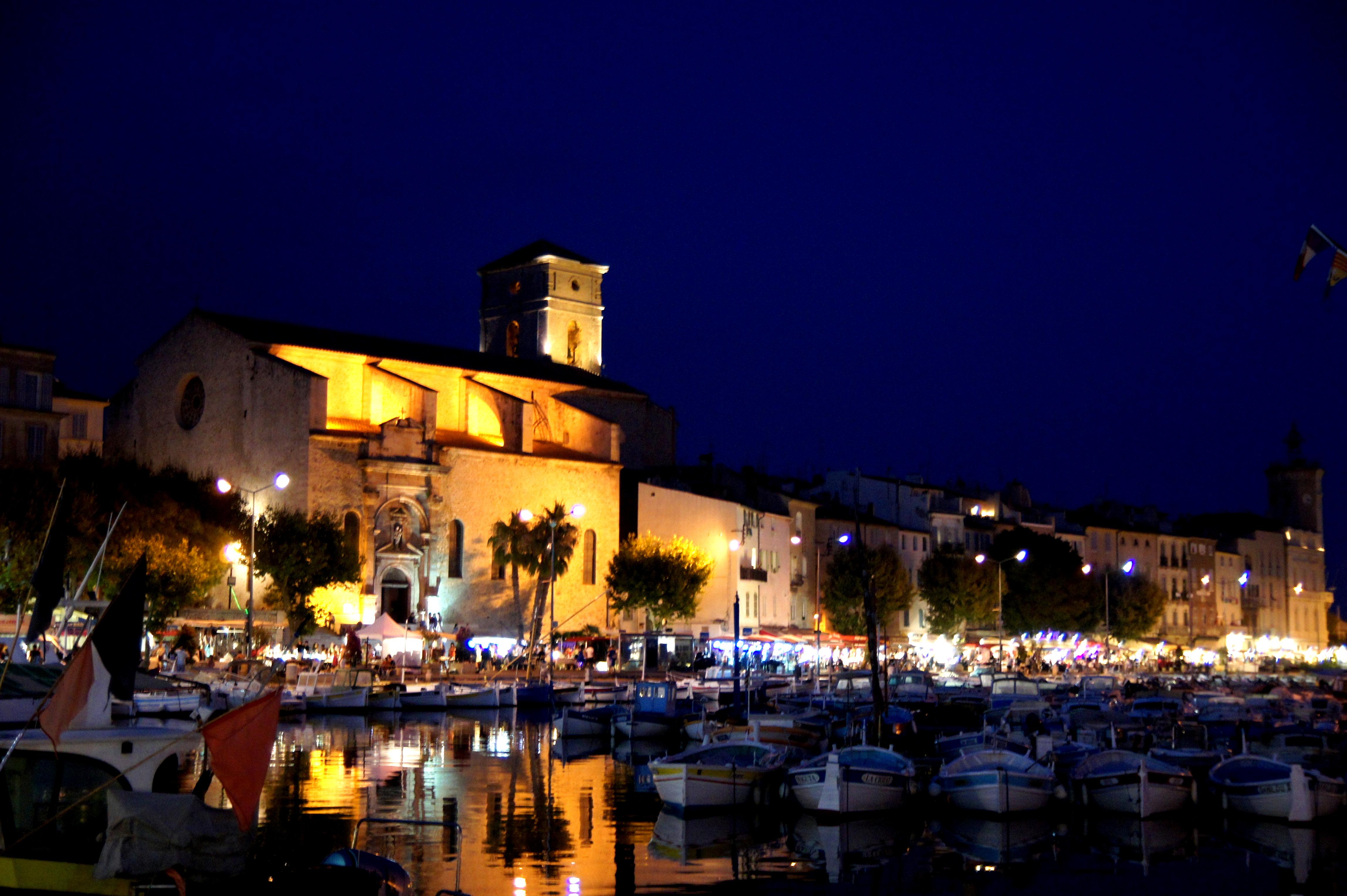 La ciotat l 39 oeil de l 39 artiste - Restaurant port la ciotat ...
